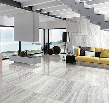 Marble Look Porcelain Tiles